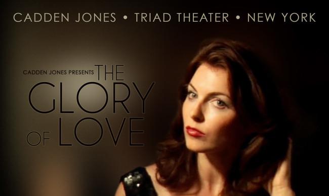 CADDEN JONES -THE GLORY OF LOVE
