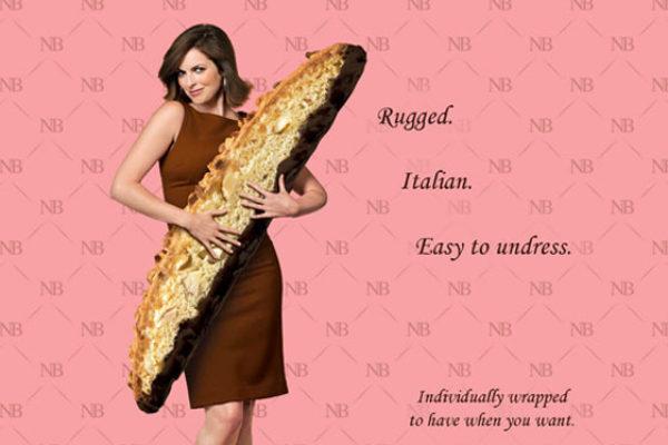 Nonnis Biscotti Print Ad
